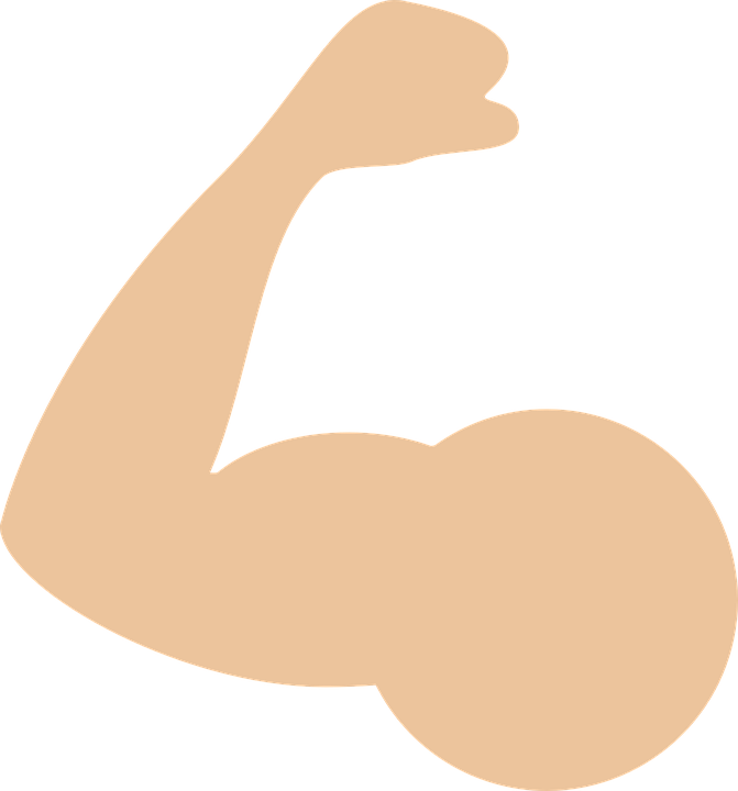 Png image purepng free. Muscle clipart transparent background