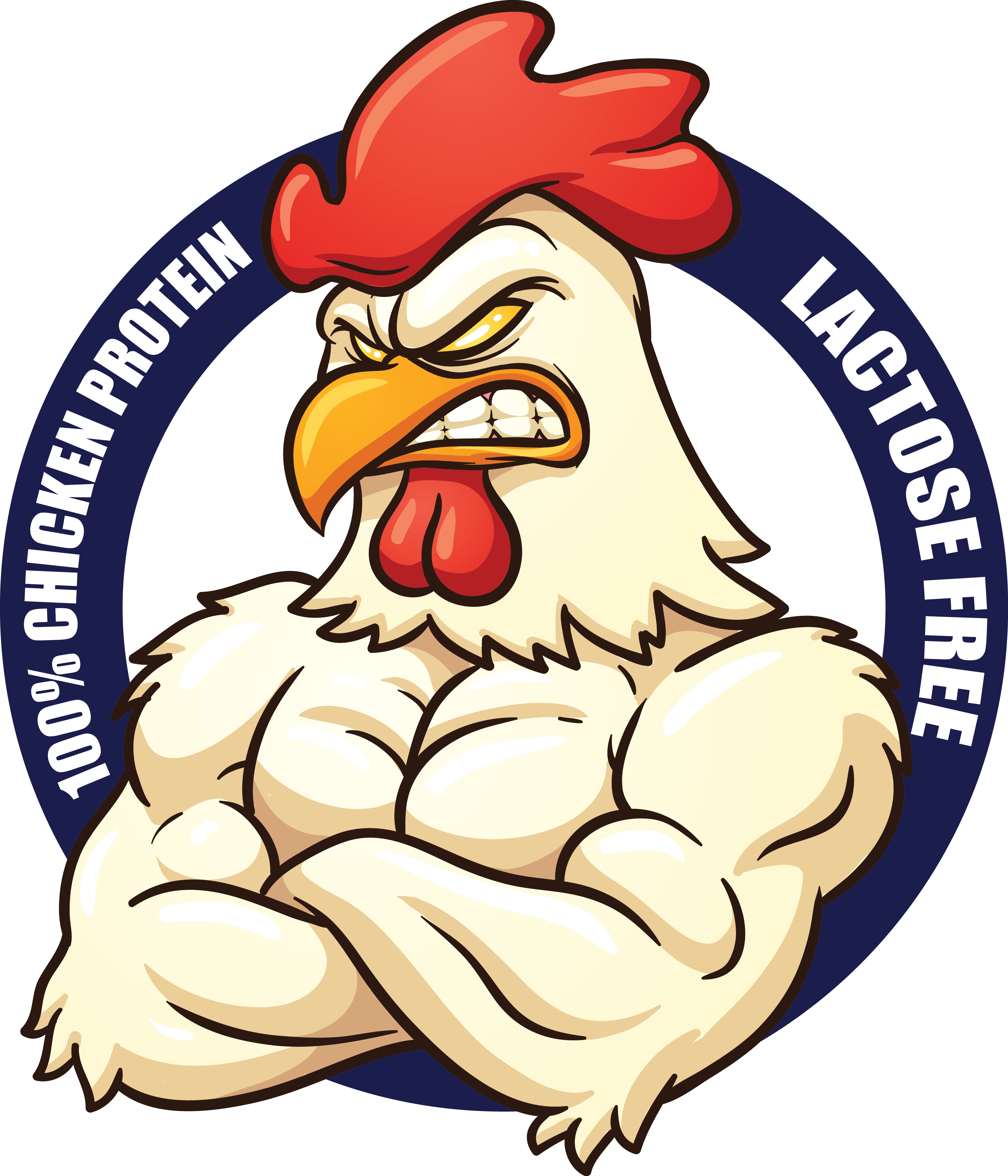 Muscles clipart endurance. Chicken amino acid tablets
