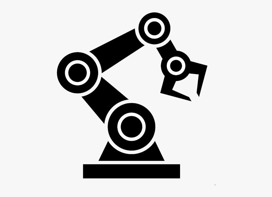 Robot clipart robot arm. Clip art icon png
