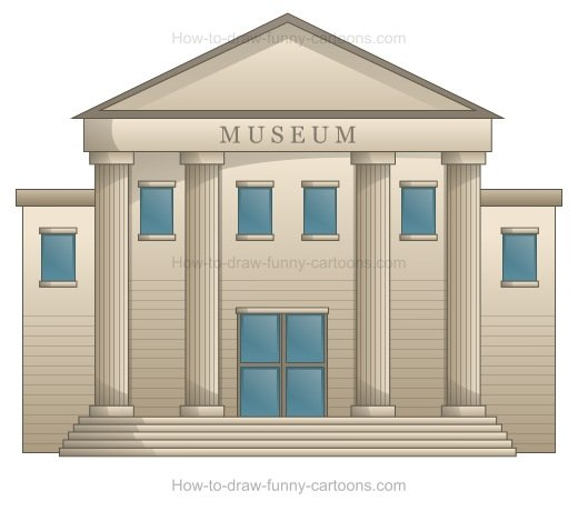 Museum clipart. Drawing at getdrawings com