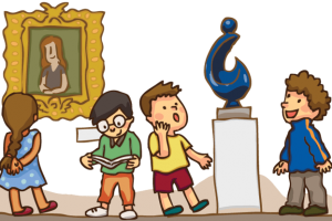 Cilpart clever m download. Clipart gallery museum display