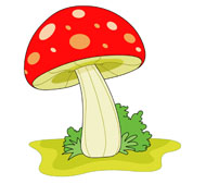 Free clip art pictures. Mushrooms clipart