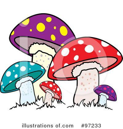 Mushroom props hold me. Mushrooms clipart scenery