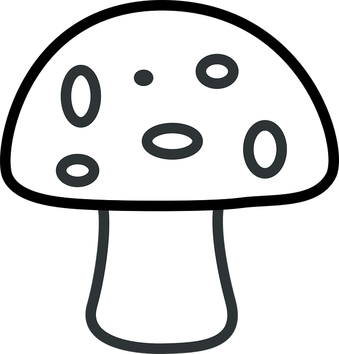 - Mushrooms Clipart Colouring Page, Mushrooms Colouring Page Transparent FREE  For Download On WebStockReview 2020