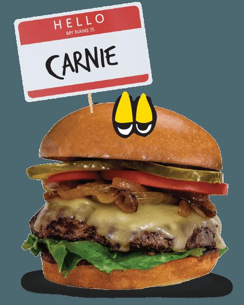 Mushrooms clipart mellow. Herb carnie burger friends