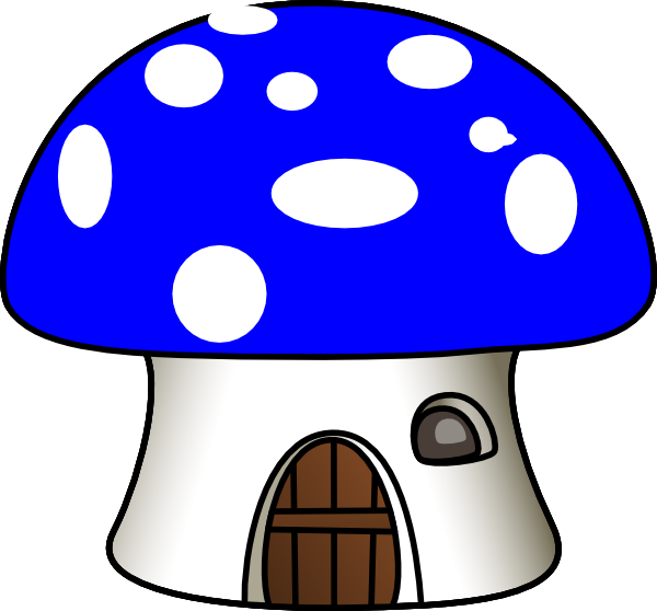 Mushrooms cartoon