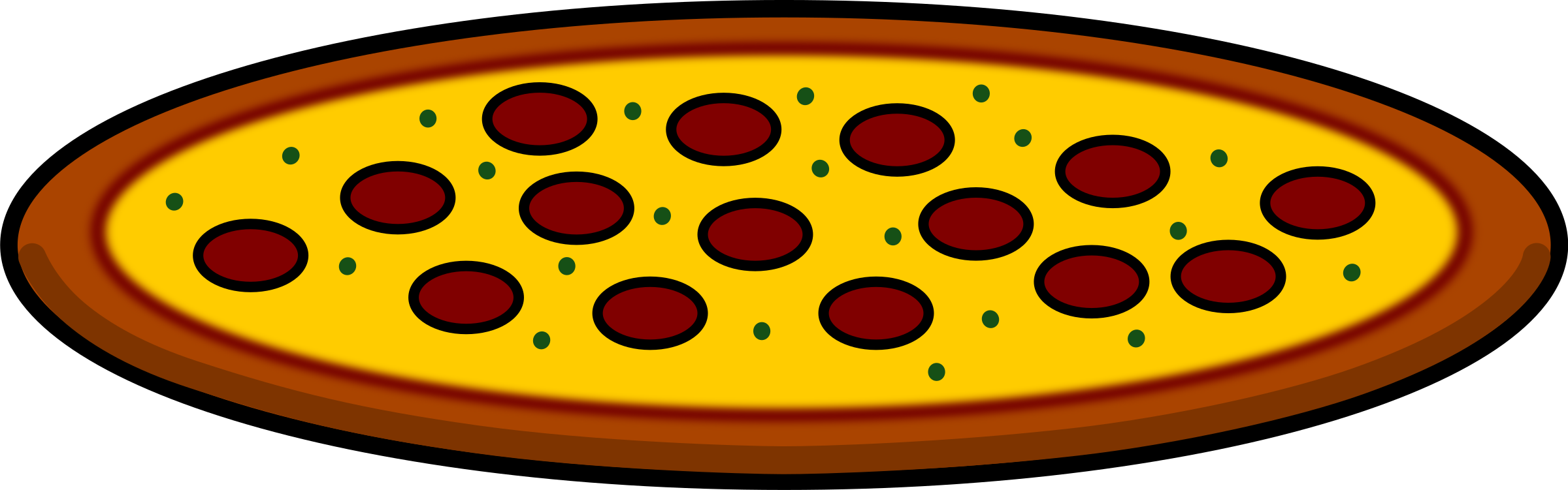 Mushrooms clipart pizza topping. Pepperoni group