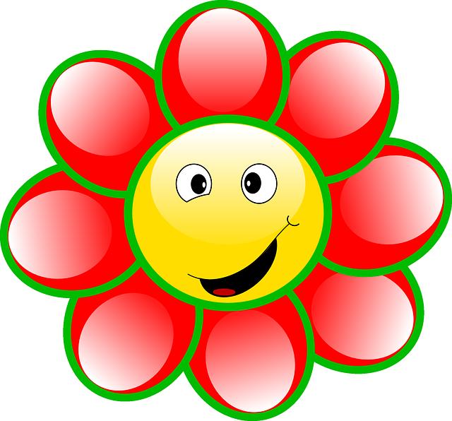 Flores desenho pesquisa google. Nails clipart emoticon