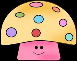 Mushroom free download best. Mushrooms clipart smiley face