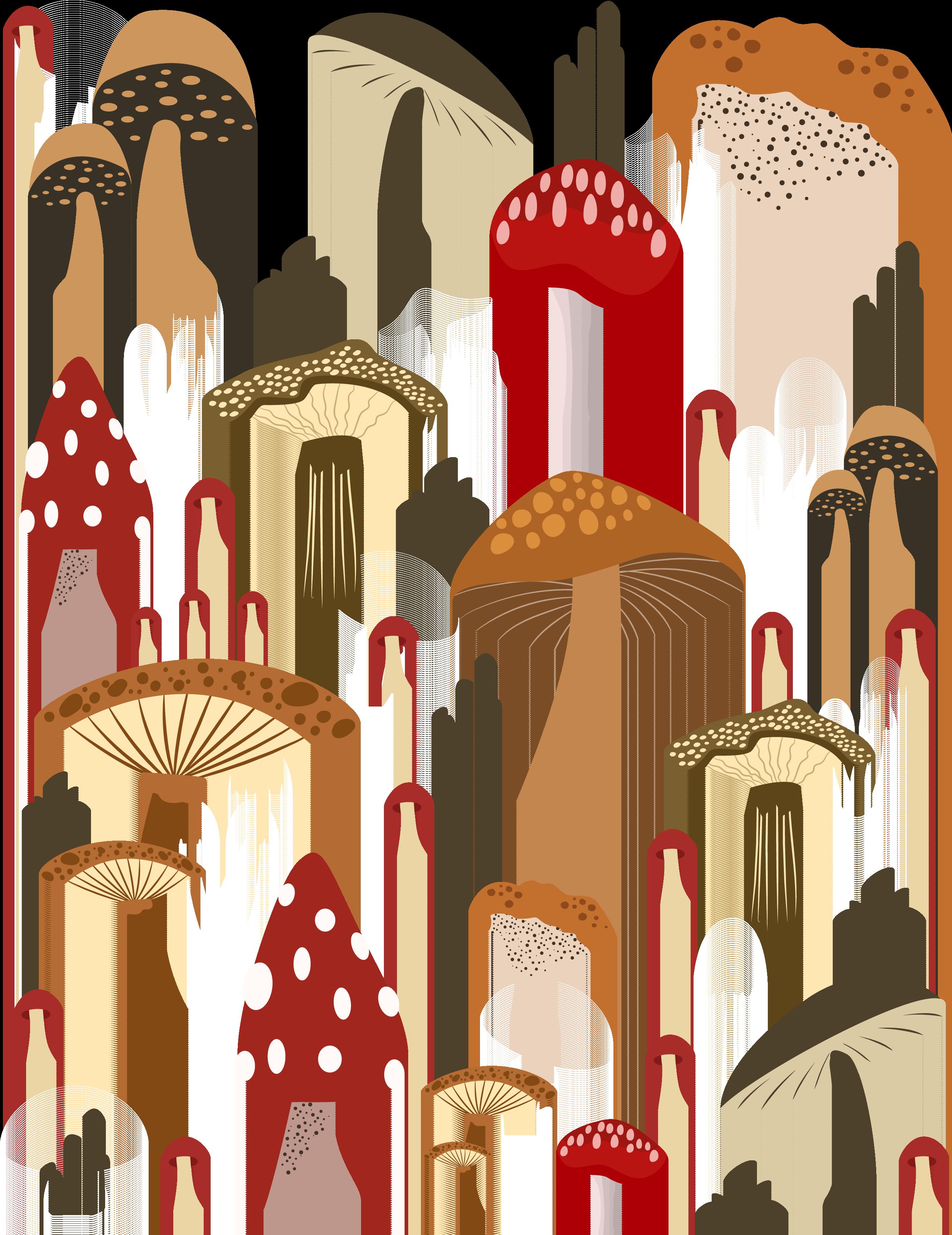 Mushrooms clipart button mushroom. Computer icons illustration featured