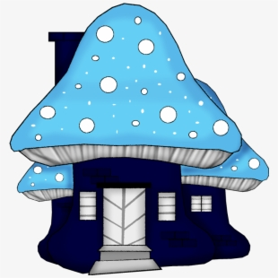 House animated gif . Mushroom clipart sweet home