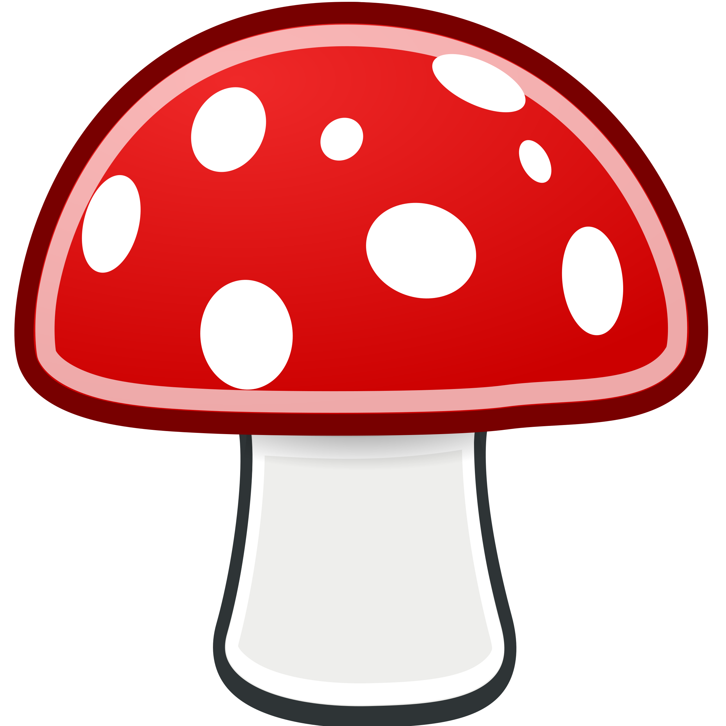 Tango style mushroom big. Mushrooms clipart fungus