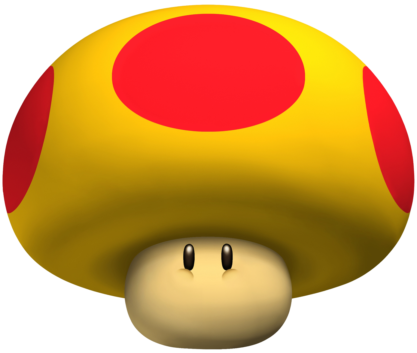 Giga mushroom super minecraft. Mushrooms clipart trivia