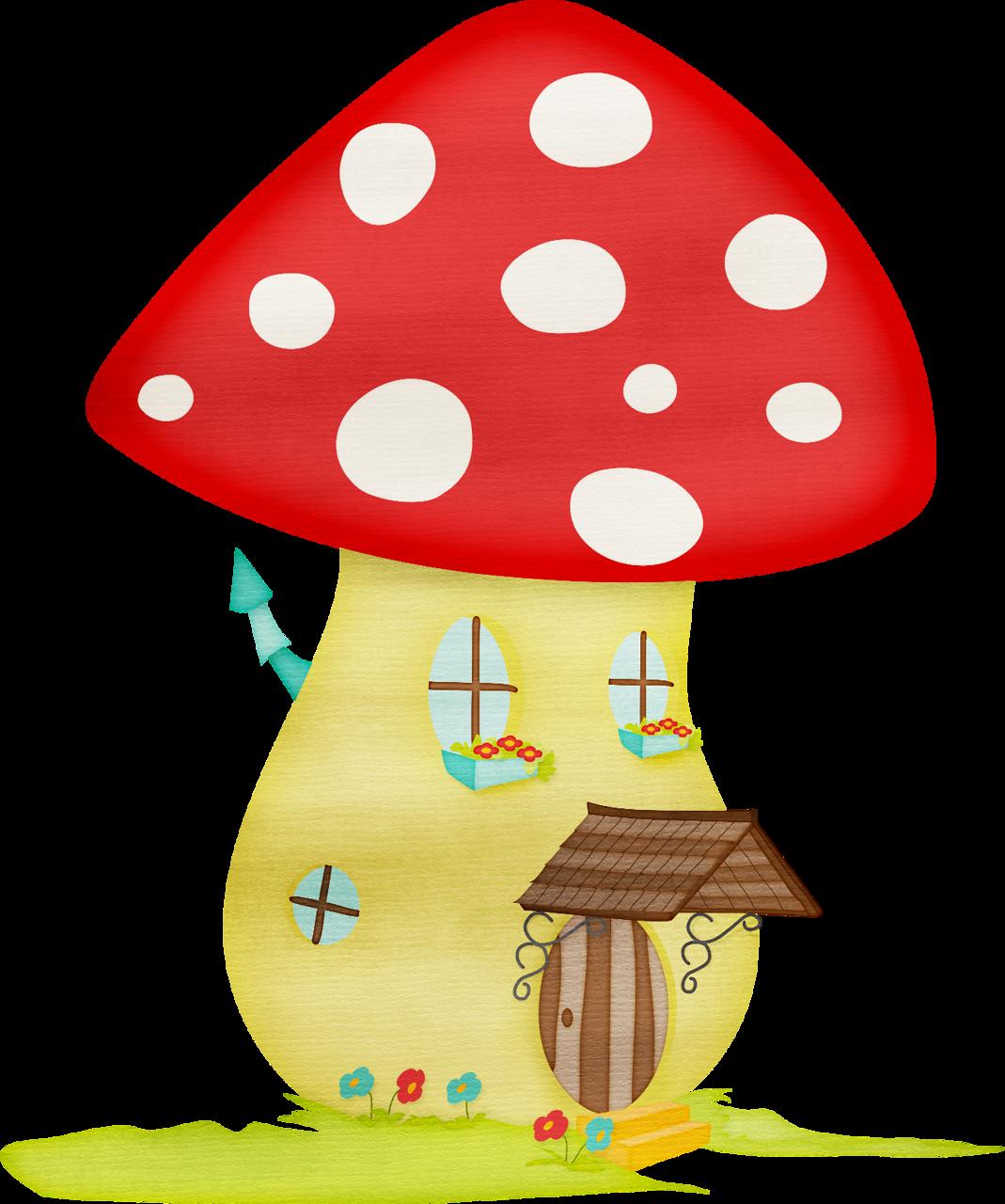 Digilicious gardenofplenty mushroom png. Mushrooms clipart whimsical