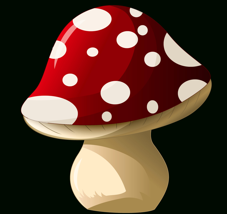 Mushroom clipart printable. Mushrooms for print free