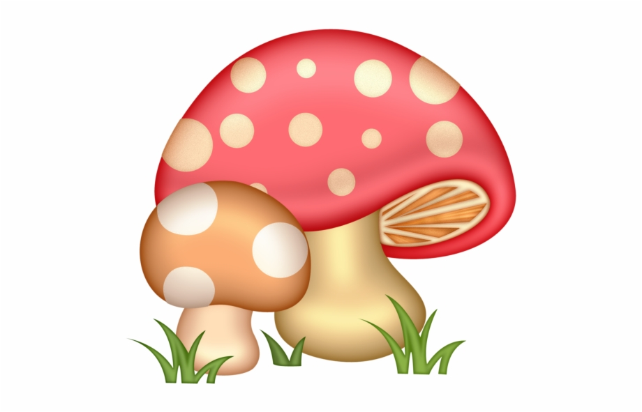 House picture transparent mushroom. Mushrooms clipart fairy village