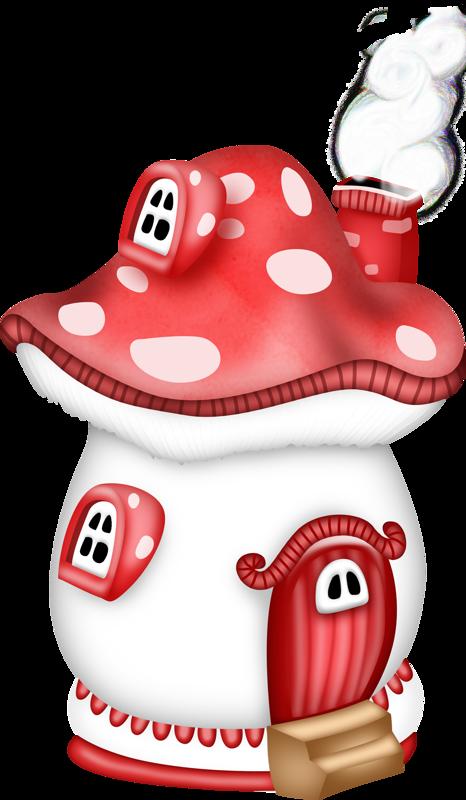 Mushrooms clipart mushroom home. Music of summer pinterest
