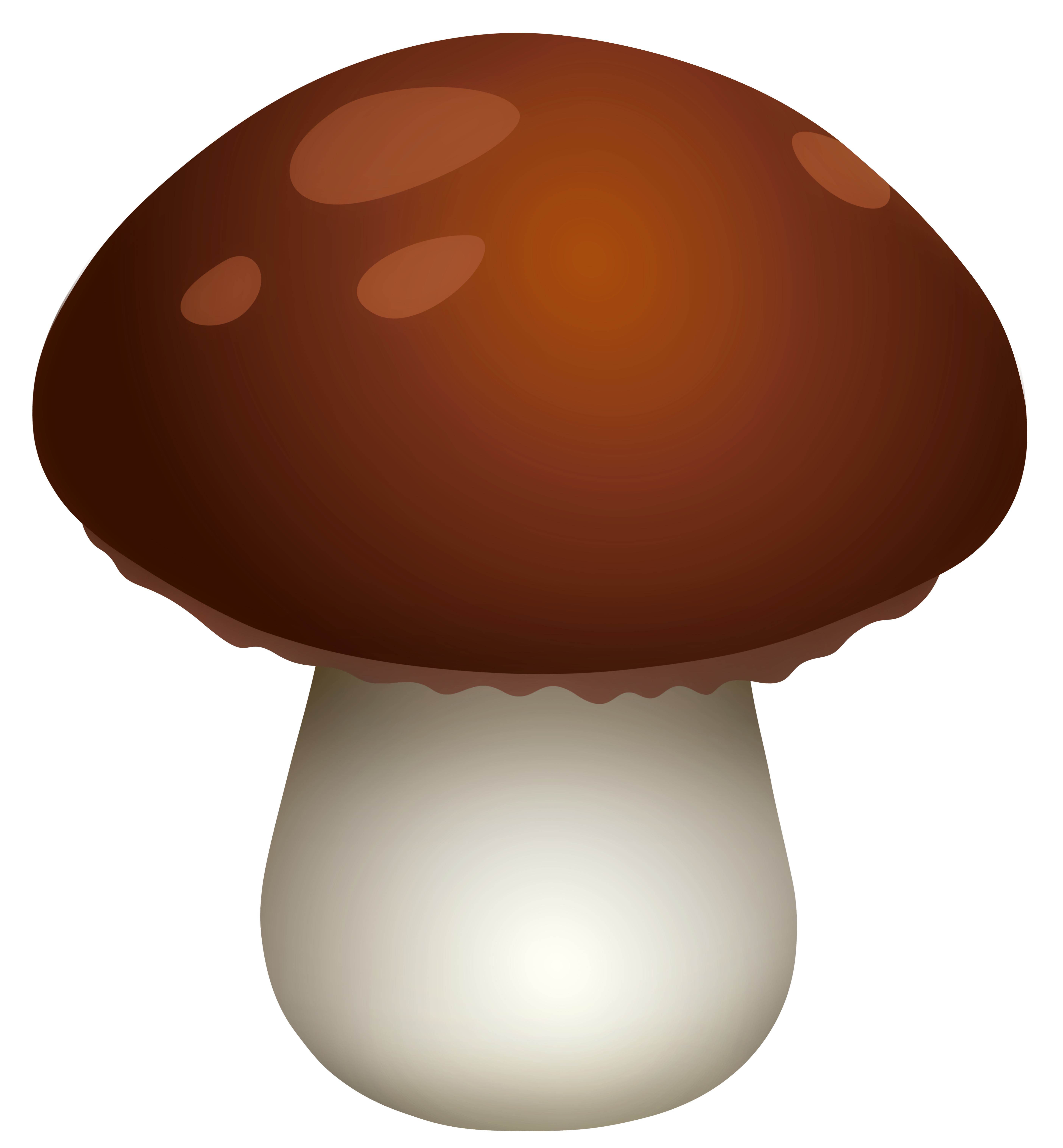 For free images . Mushrooms clipart printable