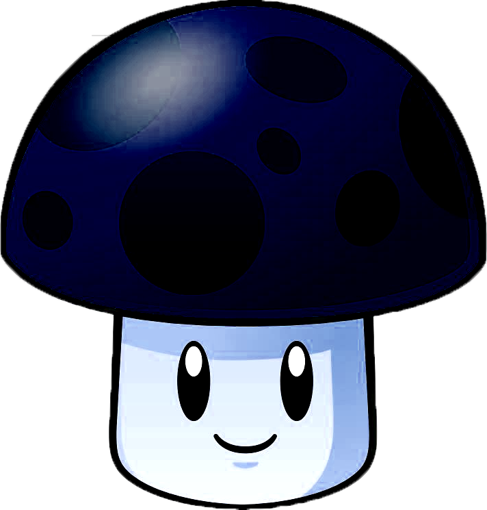 Shadow shroom hfevra plants. Mushrooms clipart trivia