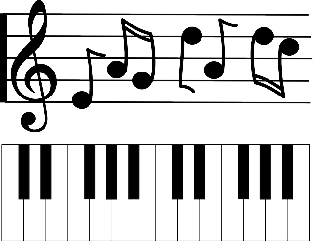 Piano clipart portable. Free image on pixabay