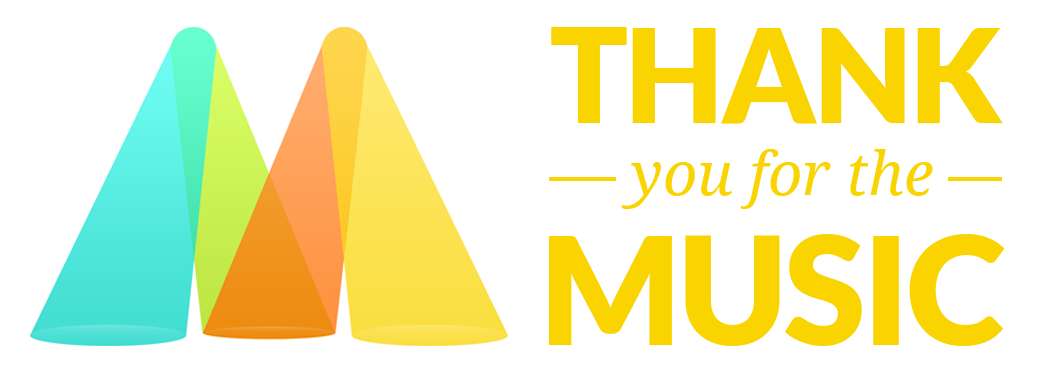 Music clipart music festival. Thank you for the