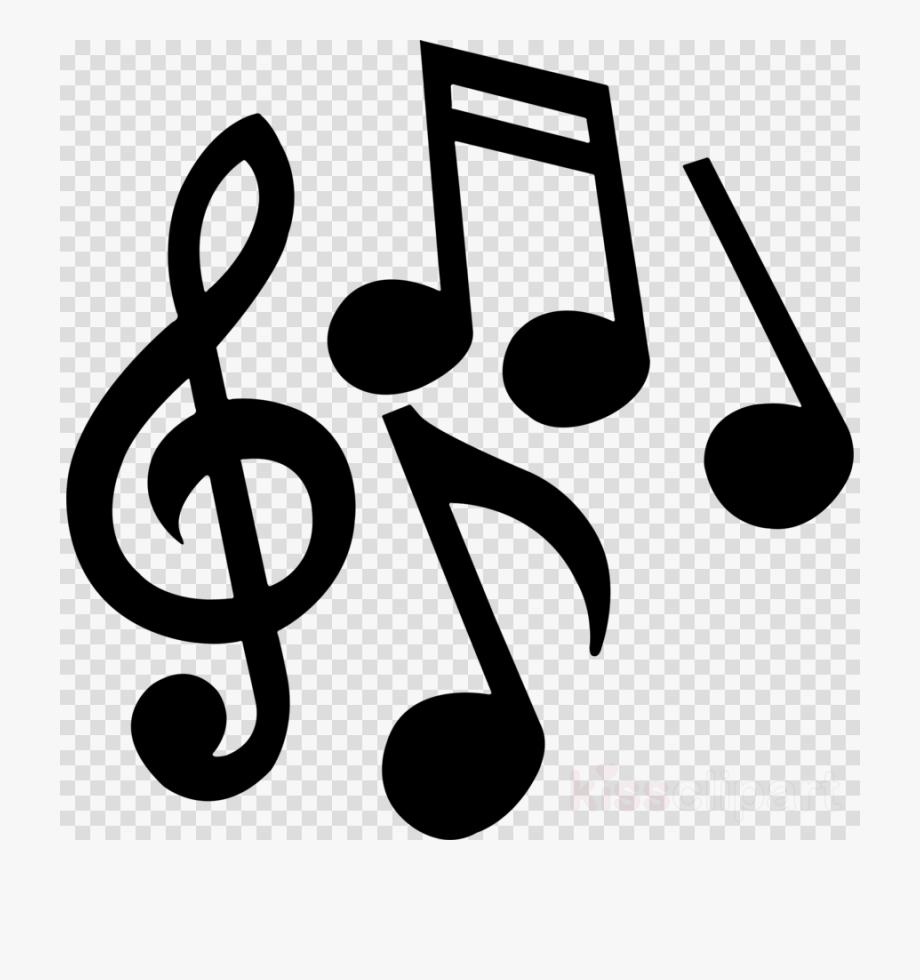 . Note clipart music symbol