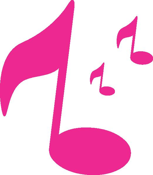 Musical notes clip art. Music clipart quarter note