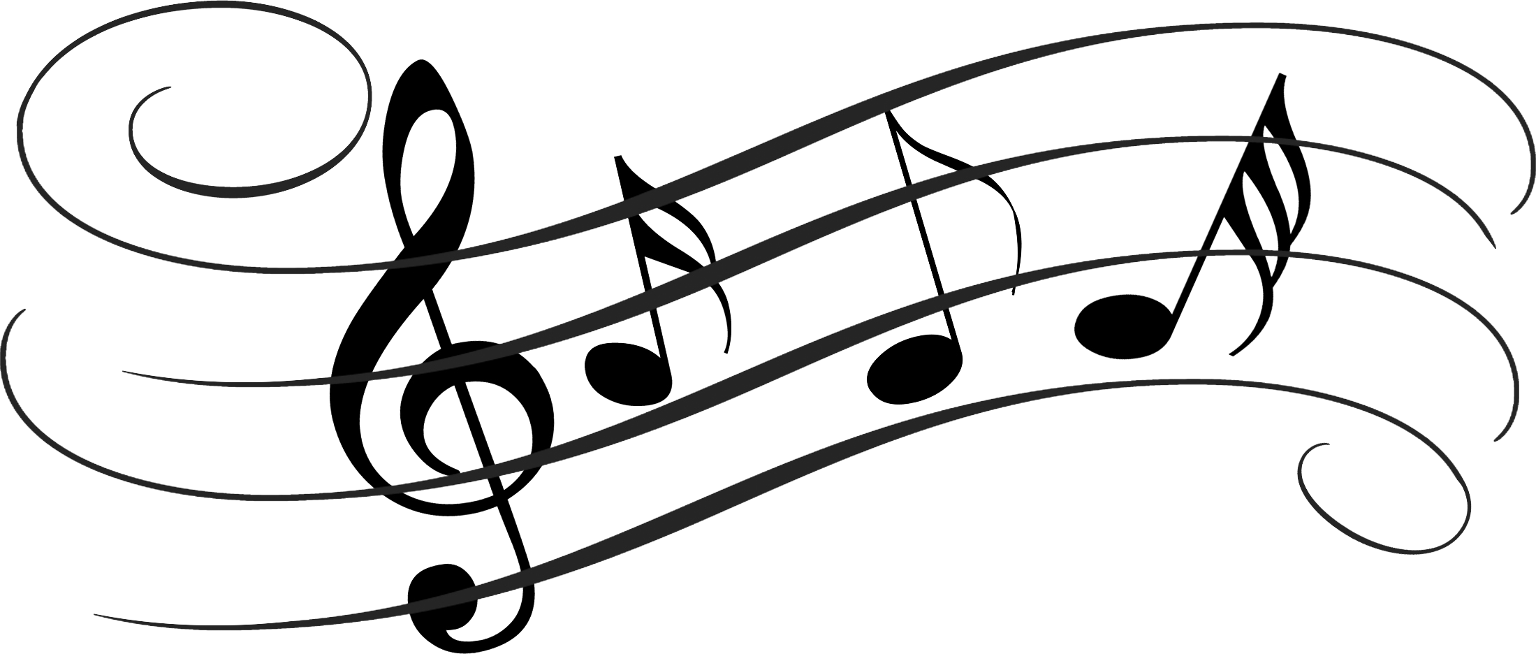 Music clipart rock.  collection of black
