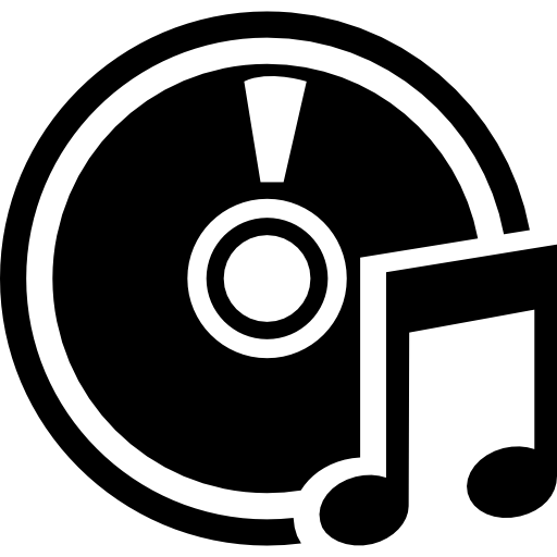 Music icon png. Cd free icons