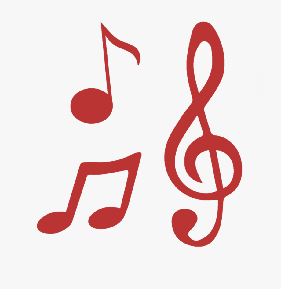 Musical clipart music symbol. Note clef