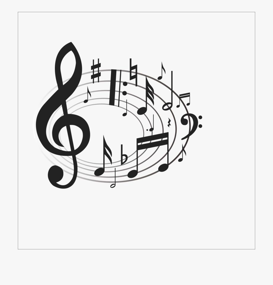 Musical clipart music theory. Choir singing gospel clip