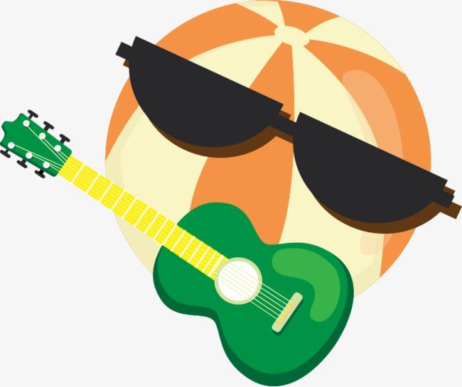 Musician clipart. Playing guitar cartoon music