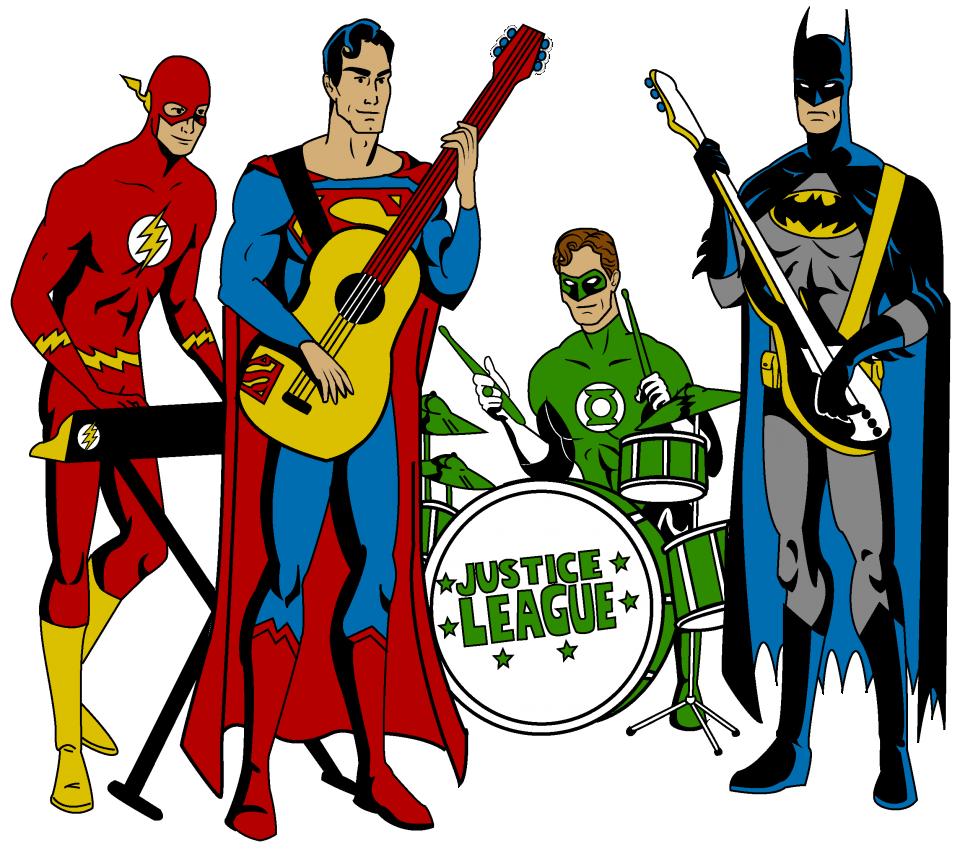 Musician clipart band member. Superdraft the musical non