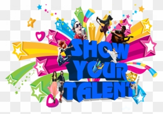 Free png show clip. Musician clipart got talent