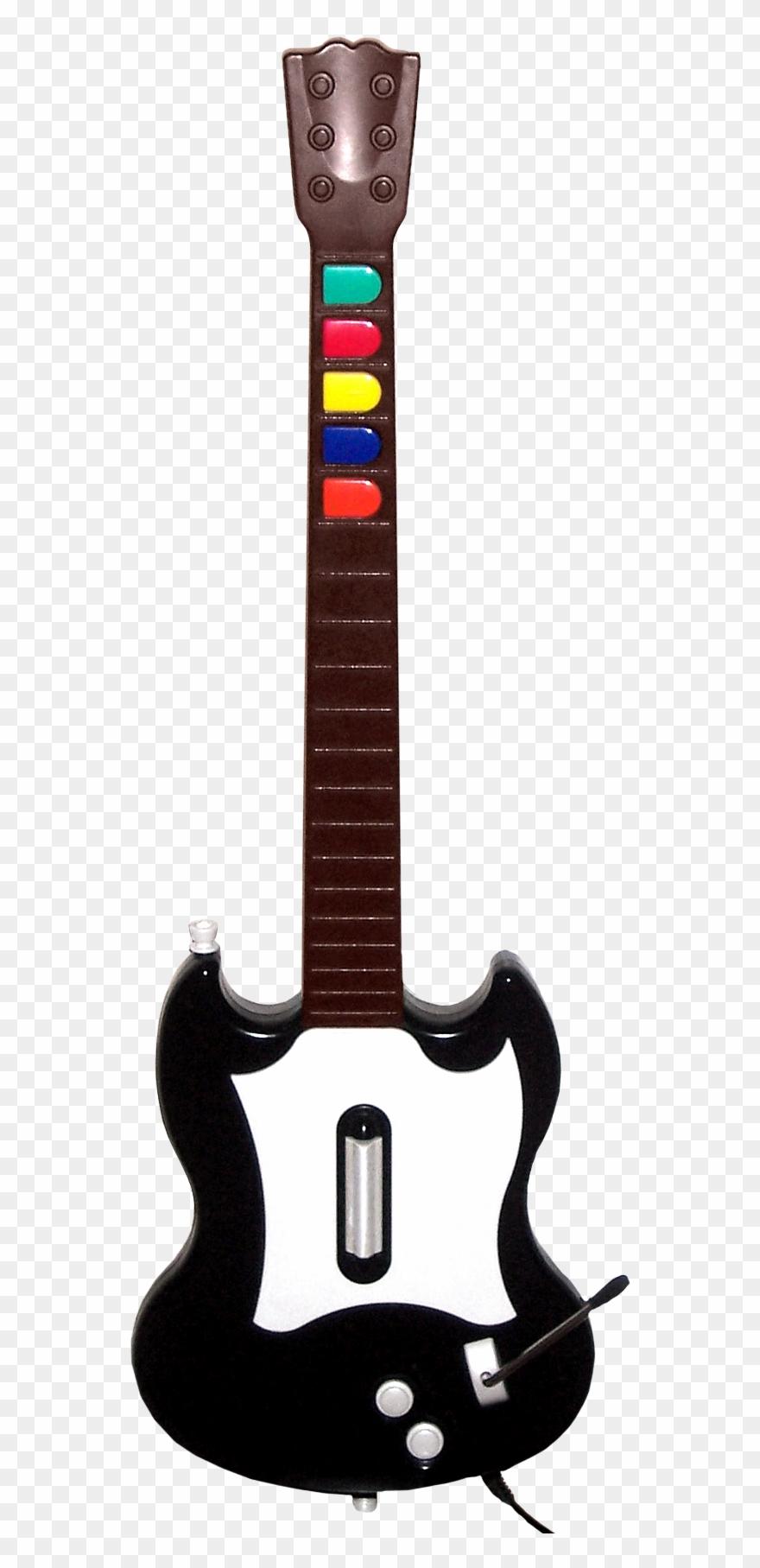 Bass controller png . Musician clipart guitar hero