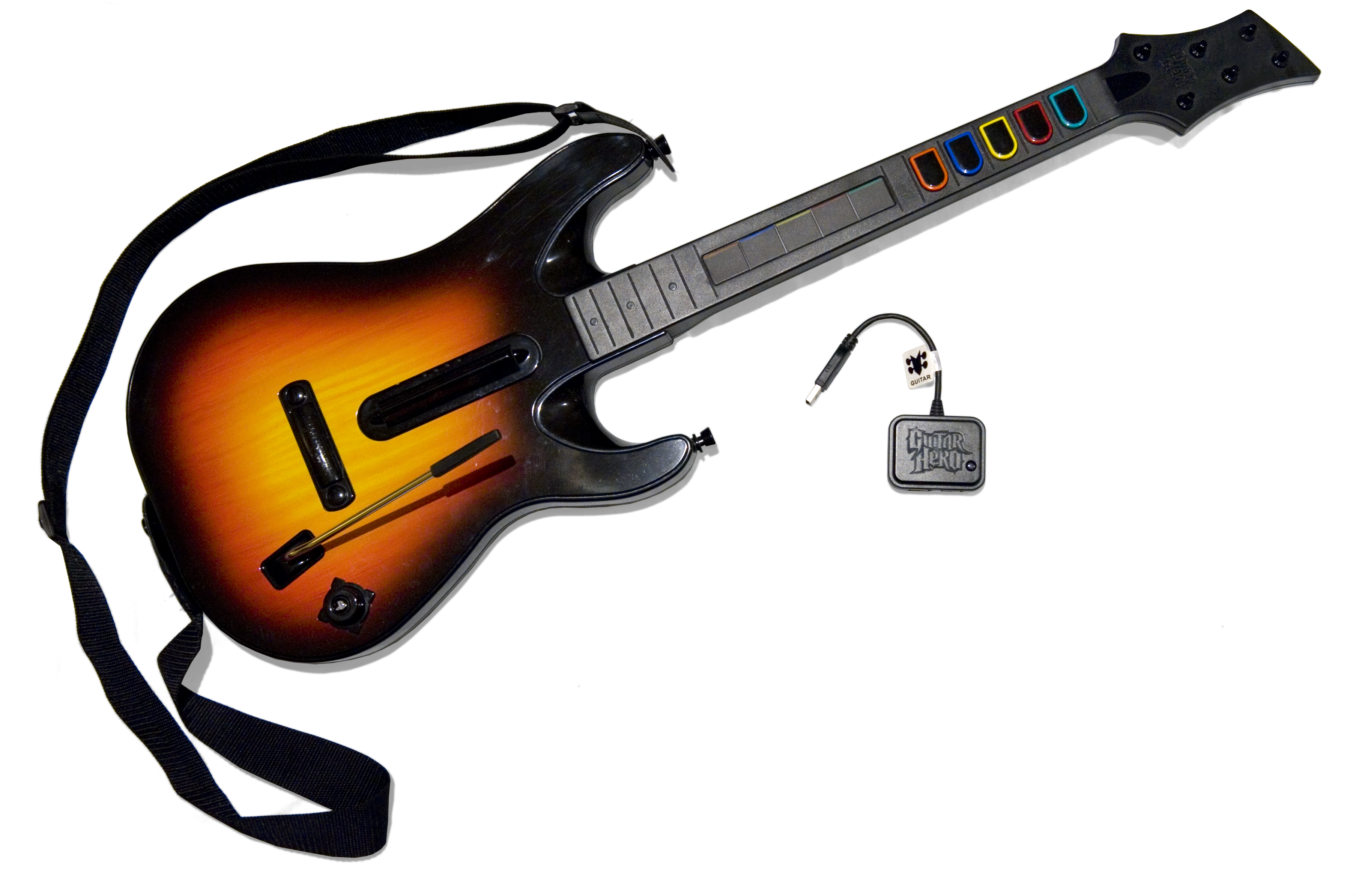 Musician clipart guitar hero. Ps controller transparent background
