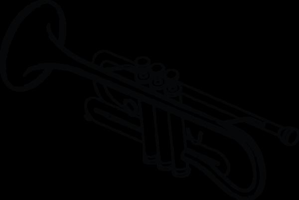ra silverdust in. Musician clipart jazz trumpet