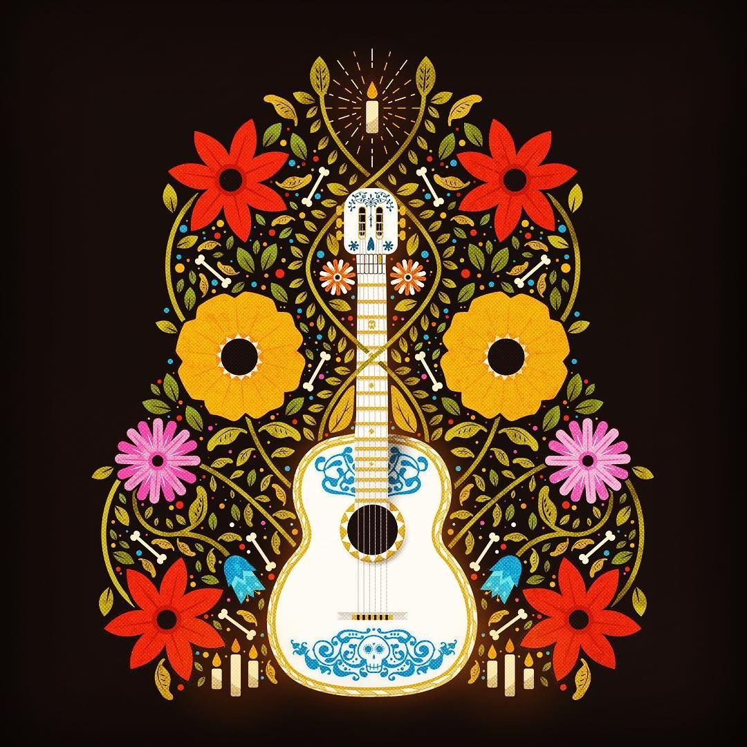 Musician clipart movie coco. Is one of the