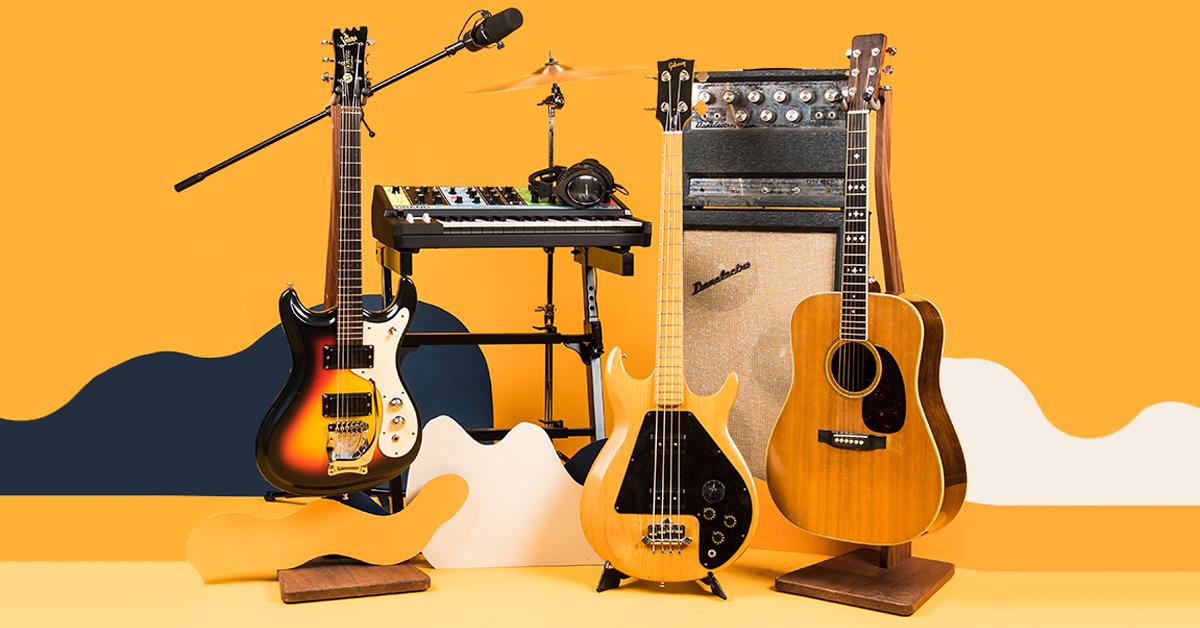 Buy sell gear online. Musician clipart music equipment