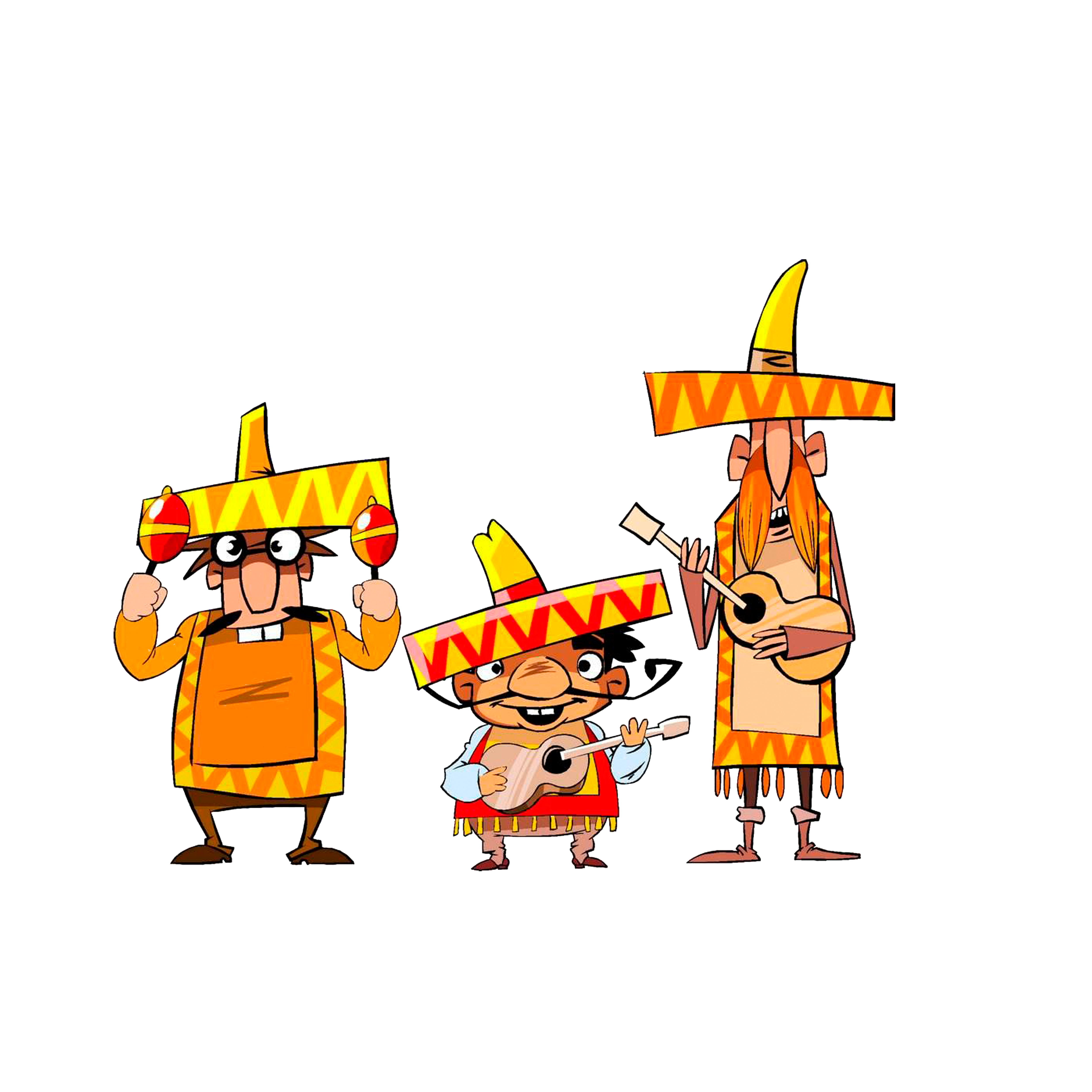 Mexico cuisine mexicans royalty. Musician clipart music mexican
