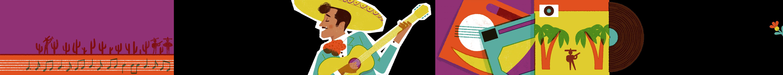 Musician clipart music mexican. Pedro infante s th