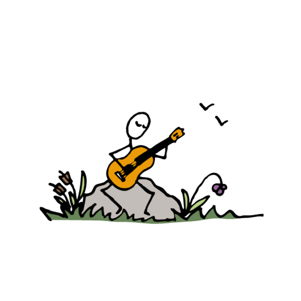 Improvise for real discover. Musician clipart music practice