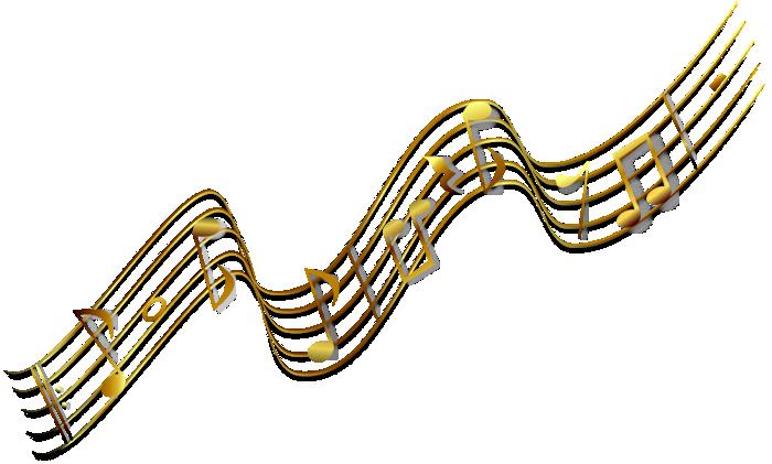 Clip art of musical. Musician clipart music staff notes