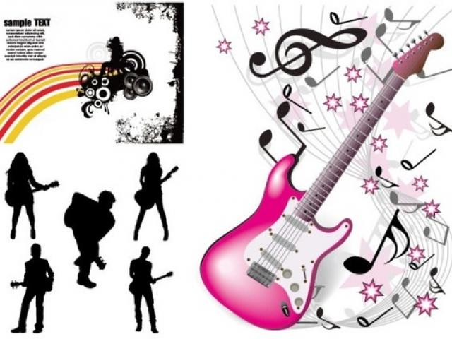 Musician clipart music theme. Free cultural programme download