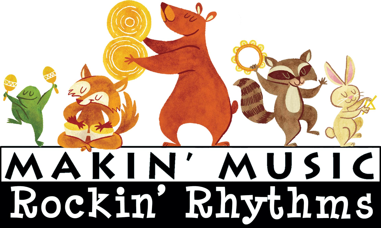 Musician clipart rhythmic. Makin music rockin rhythms