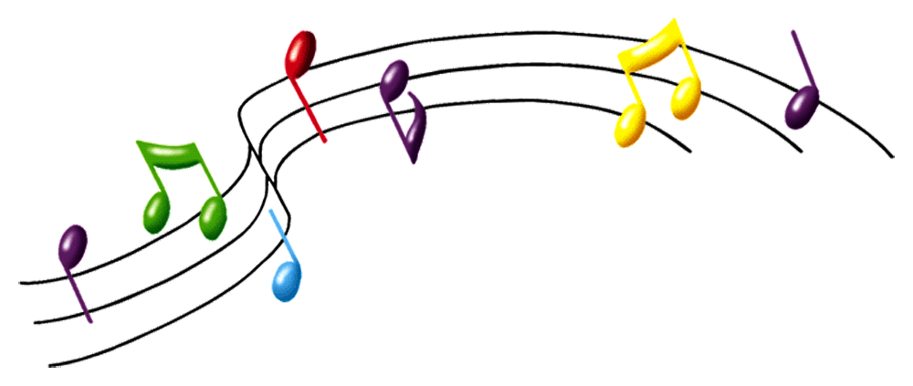 Xylophone clipart white background. Musical notes png transparent