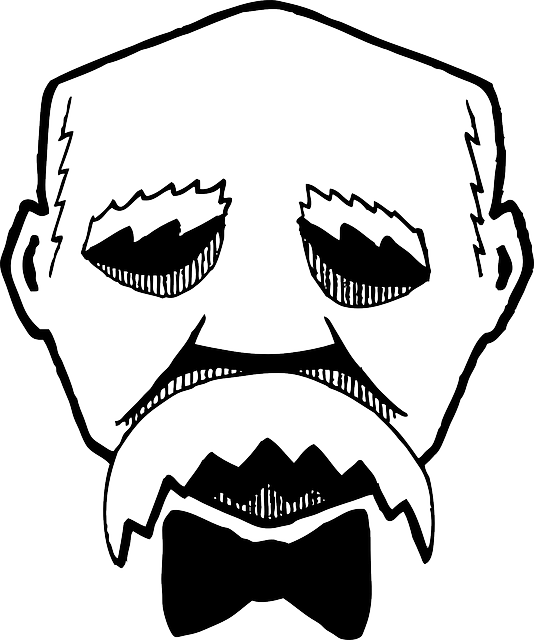 Mustache clipart eye. Free pictures images found