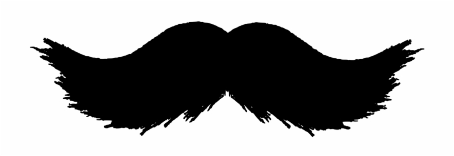 Mustache clipart handle bar. Movember moustache ideas