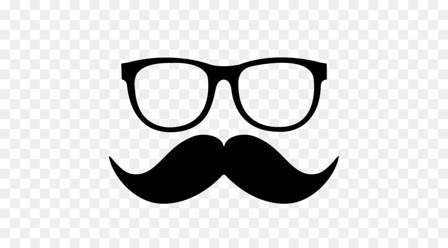 Beard logo png download. Mustache clipart swag
