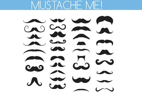 Pinterest . Mustache clipart tree